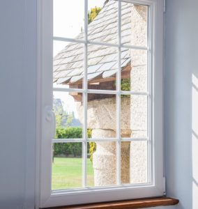 Fenêtre PVC avec petits bois