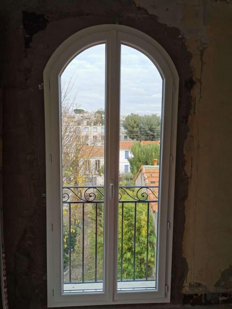 Aix-en-Provence: fenêtres en PVC
