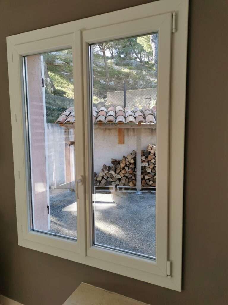 Ensuès-la-Redonne: fenêtres en PVC